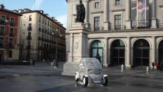 Renault Twizy Parade Ópera Madrid