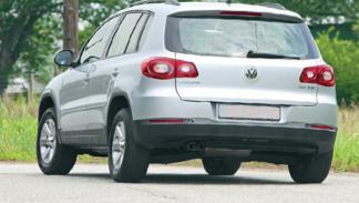 Volkswagen Tiguan 4x4 trasera