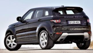Range Rover Evoque 2.2 SD4 Dynamic Automático trasera