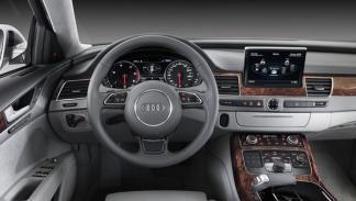 audi a8 gama 2012 drive select