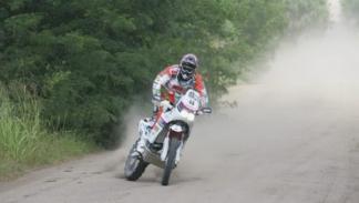 Dakar 2012 Laia Sanz