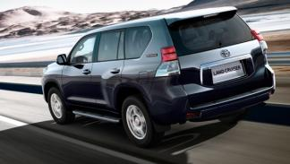 Toyota Land Cruiser 2012 trasera