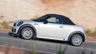 Mini Roadster movimiento