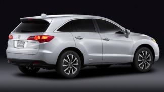 Nuevo Acura RDX trasera Salón Detroit 2012