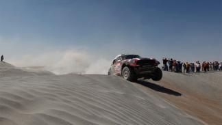 Dakar 2012 undécima etapa dos santos