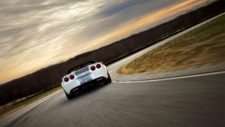 Chevrolet Corvette 427 Convertible Collector Edition trasera