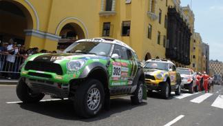 Dakar 2012 final mini