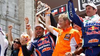 Dakar 2012 final despres coma