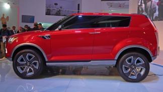 nuevo Suzuki XA Alpha lateral