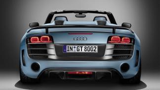 Audi R8 GT Spyder trasera
