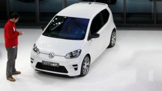 Volkswagen up! GT frontal