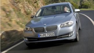 BMW ActiveHybrid 5 parrilla