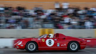 Motor Show Festival 2012 Zaragoza carreras Ferrari