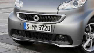 Smart Fortwo 2012 paragolpes