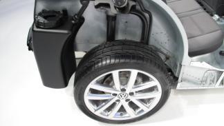 Volkswagen MQB plataforma