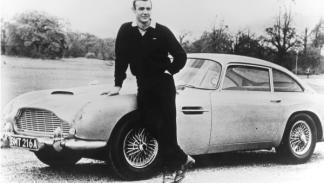 James Bond coches de película