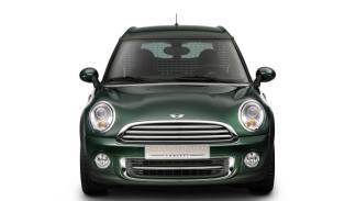 Mini Clubvan Concept frontal