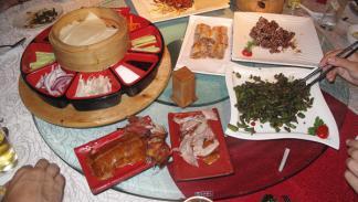 Suzuki Grand Vitara China comida