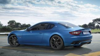 Maserati GranTurismo Sport trasera