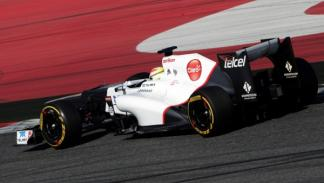 Sergio Pérez-Sauber C31