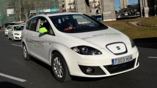 Seat Altea XL Electric Ecomotive, Madrid