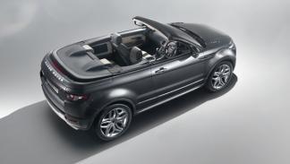 Range Rover Evoque Cabrio Concept trasera Salon Ginebra 2012