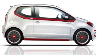 Volkswagen ABT up! lateral