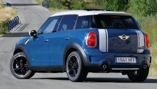 Mini Countryman Cooper SD ALL4 trasera