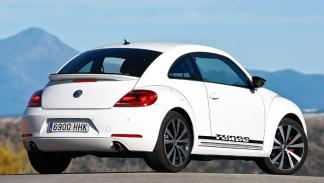 VW Beetle escarabajo 2.0 TSI 200 CV DSG estática trasera