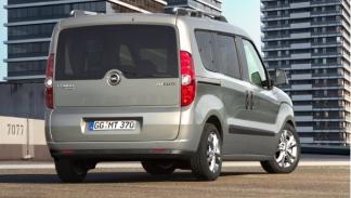 Opel Combo Tour trasera