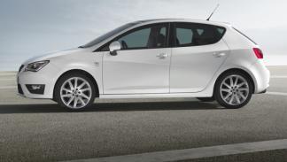 Nuevo Seat Ibiza FR perfil