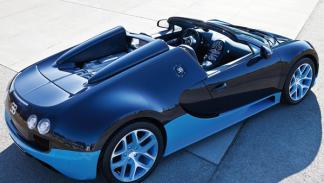Bugatti Veyron Grand Sport Vitesse exterior