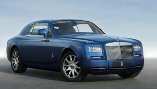 Rolls Royce Phantom Series II Salón Ginebra Coupé estática frontal