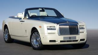 Rolls Royce Phantom Series II Salón Ginebra Drophead Coupé estática frontal