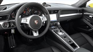 Porsche 911 997 Carrera interior salpicadero