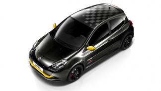 Renault Clio RS Red Bull RB7 exterior