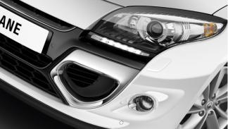 Renault Mégane 2012 detalle