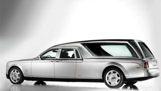Rolls-Royce Phantom Hearse B12 perfil