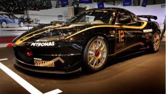 Lotus Evora Enduro GT Ginebra