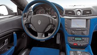 Maserati Gran Turismo MC Stradale salpicadero