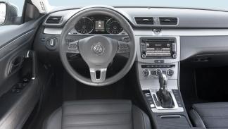 Interior del Volkswagen CC