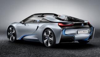 BMW i8 Concept Spyder vista trasera