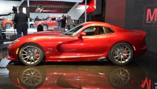 Dodge SRT Viper 2013 lateral