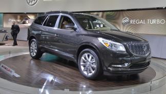 Buick Enclave Salón Nueva York 2012