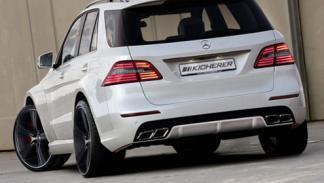 Mercedes ML por Kicherer trasera