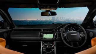 Range Rover Evoque Victoria Beckham pekin interior