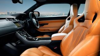 Range Rover Evoque Victoria Beckham pekin asientos