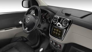 Dacia lodgy salpicadero