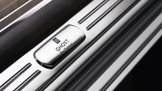 Logo del Rolls Royce 'Ghost Six Senses'