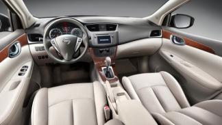 Nissan Sylphy Concept interior